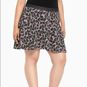 Torrid hello kitty  Skater Skirt